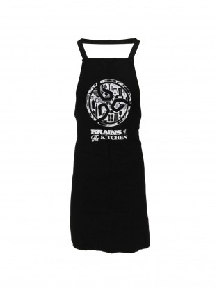 DRK x BRAINS APRON
