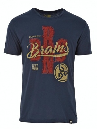DRK x BRAINS T-SHIRT MEN