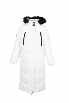 LONG PUFFER COAT WOMEN