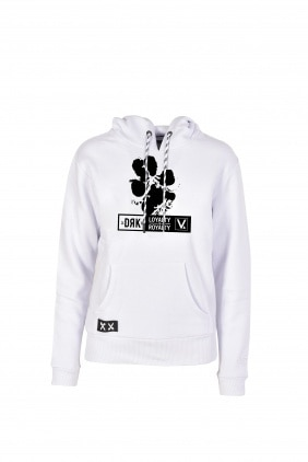 DRK x LOYALTY IS ROYALTY HOODIE WOMEN
