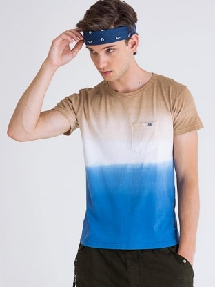 GRADIENT T-SHIRT MEN