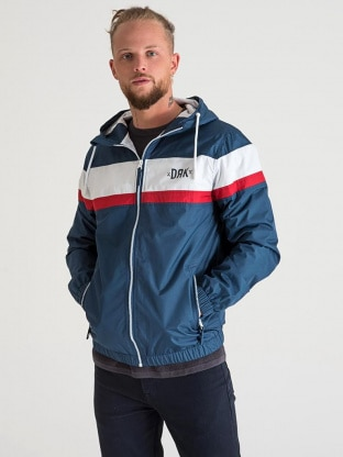 TRIKOLOR WINDJACKET MEN