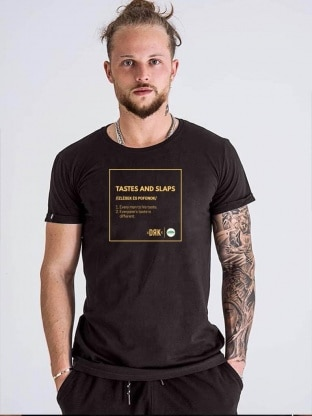 DRK x Hungarian Dictionary t-shirt men
