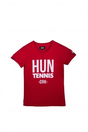 HUN TENNIS T-SHIRT