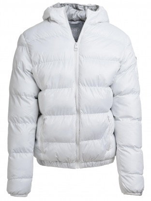 SNOWBALL MEN COAT WHITE