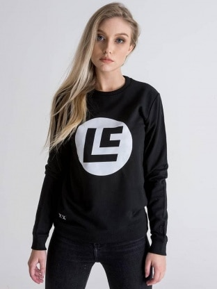DRK x NEXT LEVEL CREW NECK WOMEN