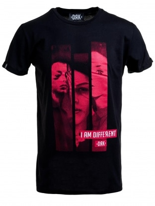 I AM DIFFERENT T-SHIRT