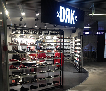 DRK BUD Airport Terminal 2A